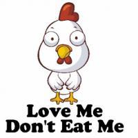 Love me, don't eat me