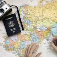 Journey of a travel writer