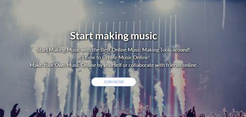 A Social Network Wrapped Around Music